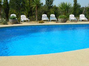 Beautiful pool - La Mirage Parador