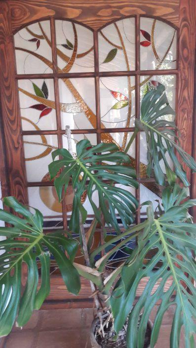 Decoración vitrail - La Mirage Parador