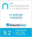 Award detectahotel - La Mirage Parador