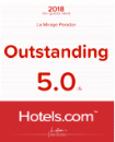Award hotels.com - La Mirage Parador